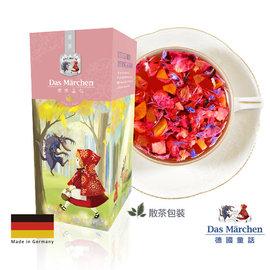 【德國童話】德式玫瑰茶(125g/盒)