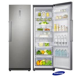 ~2017 2 1前,回函贈好禮!SAMSUNG 三星 345L 右開 冷藏冰箱 髮絲金屬
