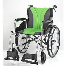 輪椅 均佳 JW-150 均佳鋁合金輪椅-便利型 可折背
