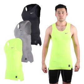 NIKE PRO 男緊身背心(針織 健身 重量訓練 慢跑 路跑 無袖【03312129】≡排汗專家≡