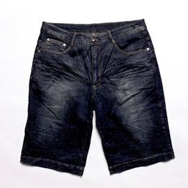 FATAN 大腰彈性牛仔短褲