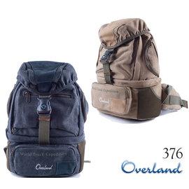 義大利 Reporter Overland 376 帆布雙肩攝影包 後背包~東豐 ~