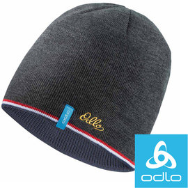 Odlo 中性款保暖帽 70年 款  快乾休閒帽 滑雪帽雪地帽 登山刷毛帽 防寒帽 777