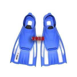 ~ 百分百~Manner 正品mares潛水腳蹼QP6854 長腳蹼 遊泳蛙鞋 藍色裝備