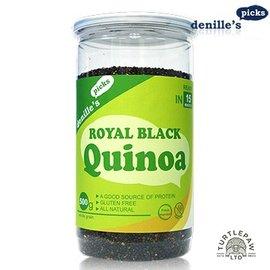 ~Denille's Picks~皇家奇瓦黑藜麥QUINOA 1瓶 ^(500公克^)