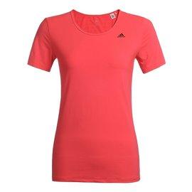 Adidas~climacool 健身 透氣 排汗 慢跑 路跑 運動 短T恤 (AB5558)