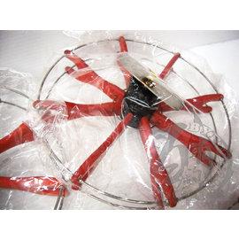 ◎百有釣具◎電木牛車輪 規格:8寸