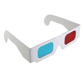 新竹市 紅藍3D眼鏡 3D立體電影眼鏡 **卡紙**