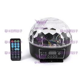 ◤大洋國際電子◢ 6W LED魔法球舞台燈 帶遙控 DC12V 0918 家庭Party
