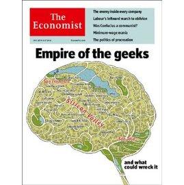 THE ECONOMIST 經濟學人雜誌 7 25 2015