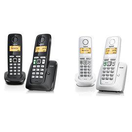 Gigaset 德國數位子母型無線電話機 (白色) A220DUO **免運費**