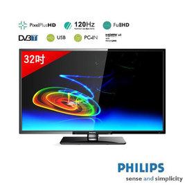 ~飛利浦PHILIPS~32吋 LED液晶顯示器 視訊盒 32PHH5210 可 6其0利