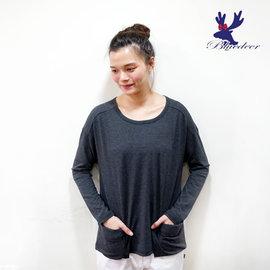 American Bluedeer 2015秋冬新品  口袋機能布T恤