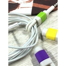 不挑色 耳機線保護套+集線器 2合一 /防接線頭斷 IPHONE 6 PLUS/IPHONE5S/5C