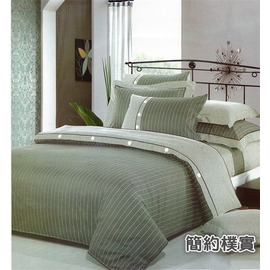 ~簡約樸實~  單人薄床包 兩件組 3.5X6.2呎~優眠工房~
