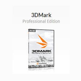 Futuremark 3DMark Professional Edition 商業單機下載