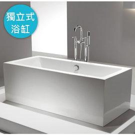 ~聯德爾~豪華長方單體獨立式浴缸 ~ 積點折抵~ ^(獨立浴缸 壓克力浴缸^)