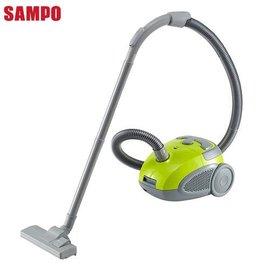 ◤A級福利品‧數量有限◢ SAMPO 聲寶 350W 可調速紙袋型吸塵器 EC-SA35CB