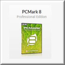 Futuremark PCMark 8 Professional Edition 商業單機