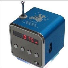 新竹市 TF/micro SD卡 USB MP3小音箱/音響/收音機/隨身聽 **TD-V26天線帶螢幕**