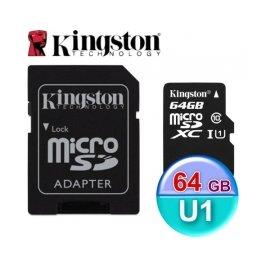 Kingston 金士頓 MicroSDHC SDXC MicroSD TF T~Flas