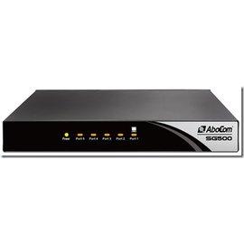AboCom SG500 ^(現在購買一台SG500即 一台16 Port Switch