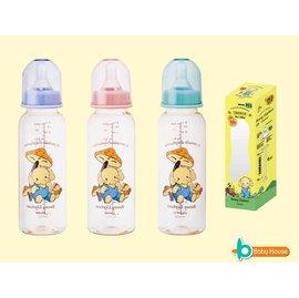 【紫貝殼】『KJ01-1』PES 材質防脹氣大奶瓶250ml【耐熱度180】顏色隨機【保證原廠公司貨】
