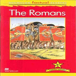 麥克米倫兒童科學英語讀本 Level 3 The Romans