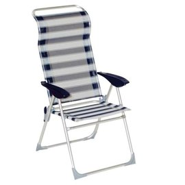 大林小草~【HFC003】比利時Decuyper夏慕尼鋁合金透氣網布五段式休閒椅、躺椅、沙灘椅、導演椅