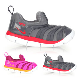NIKE DYNAMO FREE(TD)男女小童毛毛蟲鞋(免運 童鞋【02012320】≡排汗專家≡