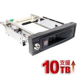 伽利略 MRA201 3.5吋 SATAII 抽取式硬碟盒 35A~U2S
