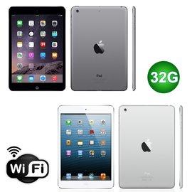 APPLE 蘋果 iPAD~mini2 WiFi版 32GB 銀白 7.9吋 平板電腦
