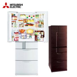 『MITSUBISHI』☆三菱525L變頻六門冰箱 MR-JX53X *贈基本安裝