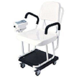 ABS塑鋼坐式BMI電子體重計 座椅秤