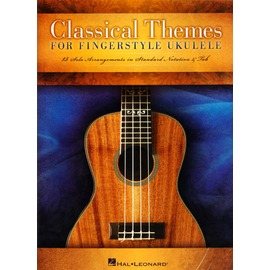 ~烏克麗麗系列~Classical Themes for Fingerstyle Ukul