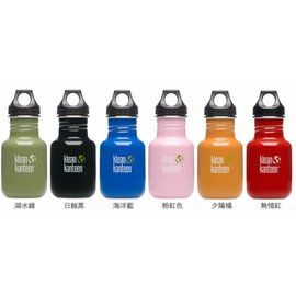 ~野外營~Kleankanteen 美國 K12PPL系列水壺~不鏽鋼水瓶 可利不鏽鋼瓶