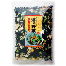 FD069~暢達廣~千浦海帶芽 金針蘑菇 110g