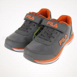6折出清~FILA 夜光系列 兒童 舒適 透氣 慢跑鞋 (3-J802P-466)