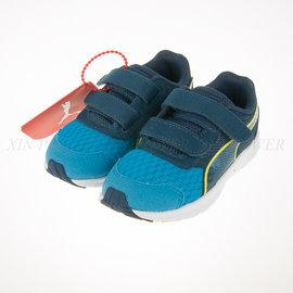 6折出清~PUMA Descendant V3 輕量 透氣 小童 慢跑鞋 (188325-01)