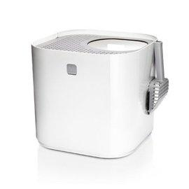 ^~~╮艾咪寵物 ╭~^~Modko 紐約機能美廁 貓砂盆 貓便盆 ~簡約白~