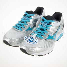 6折出清~美津濃Mizuno WAVE LEGACY WIDE 2 女慢跑 運動鞋 (J1GF151430)