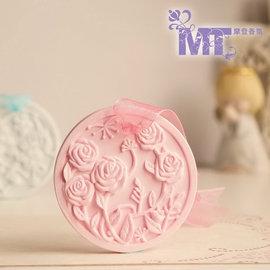 ~摩登香氛~ 新品 法式香氛石 雅緻擴香掛飾 精緻 ~圓 玫瑰~香味宜人好心情∼ 有美感!