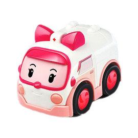 不正常玩具研究中心  救援小英雄 波力 POLI 摩輪安寶