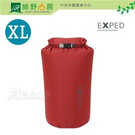 ~綠野山房~Exped 瑞士 FOLD DRYBAG XL 22L 70D 輕量化 防水袋