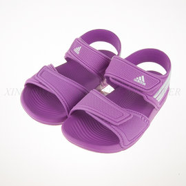 Adidas~中 童 運動涼鞋-桃紅 (B39856)