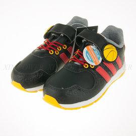 6折出清~Adidas~小童 迪士尼 米老鼠米奇 黏扣休閒運動鞋 (B23888)