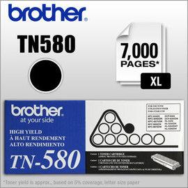 ~ 兄弟國際資訊~Brother TN~580 高容量碳粉匣^~ :HL~5250DNT.
