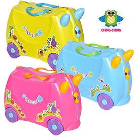 『SL22』【CHING-CHING親親】兒童行李箱4in1 (紅色/藍色/黃色) LV-001