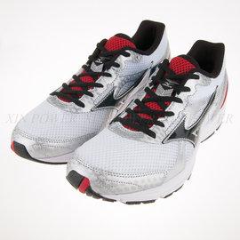 美津濃Mizuno CRUSADER 9 慢跑 白色學生鞋 運動鞋 (K1GA150309)
