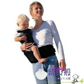 【紫貝殼●2手商品●85成新以上】『A02-07』英國 HippyChick Hipseat 坐墊式抱嬰腰帶